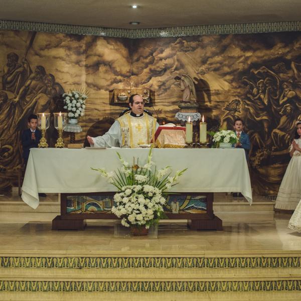 Celebración Eucaristía