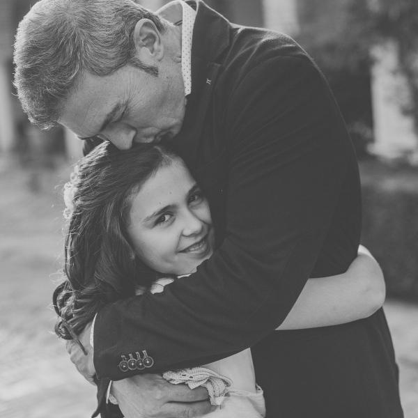Abrazo de Papá